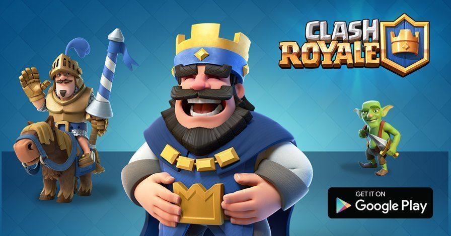 بهترین دک های کلش رویال برای آرنای 4 (Clash Royale Deck)