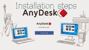 آموزش کار با نرم افزار AnyDesk – جایگزین برنامه تیم ویور