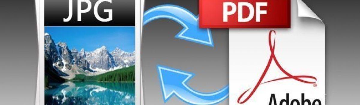 معرفی  ۸ نرم افزار تبدیل PDF به عکس JPG برای کامپیوتر