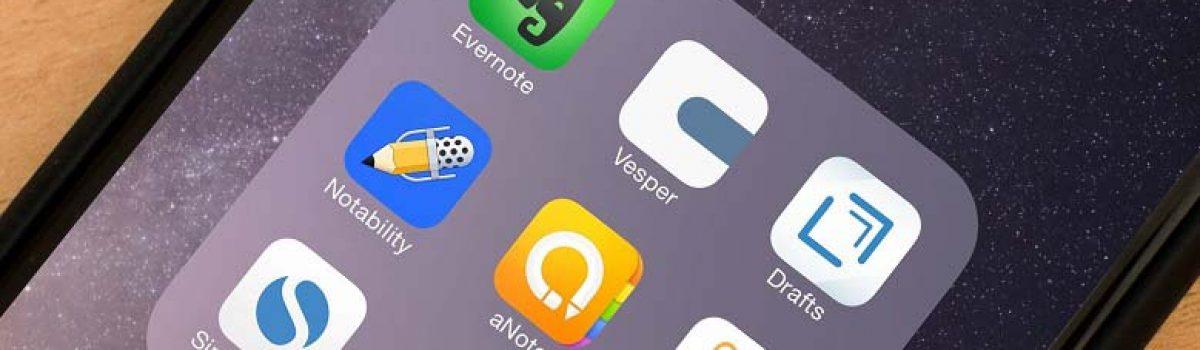 دانلود Notepad آیفون؛ معرفی بهترین برنامه های نوت پد iOS
