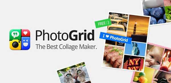 برنامه Photo Grid (فتو گرید)