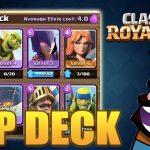 برترین دک های کلش رویال برای آرنای 5 (Clash Royale Deck)