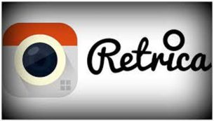 معرفی و دانلود برنامه رتریکا(Retrica):عکس برداری فیلتر جالب