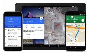 معرفی و دانلود برنامه گوگل مپ(Google Maps)-نقشه در جیب شما!