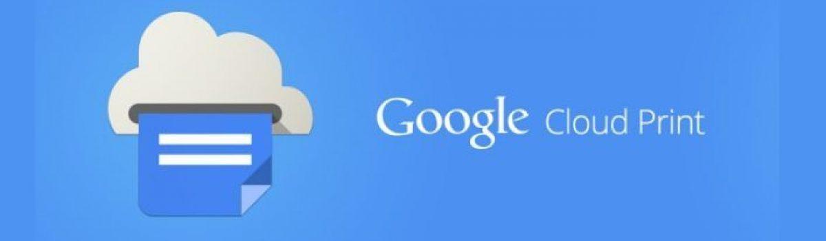 آموزش جامع کار با Google Cloud Print یا قابلیت چاپ ابری گوگل