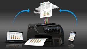 آموزش اشتراک گذاری بیسیم پرینتر از طریق Google Cloud Print
