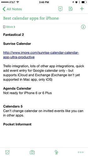دانلود Notepad برای آیفون ؛ معرفی بهترین برنامه های نوت پد iOS