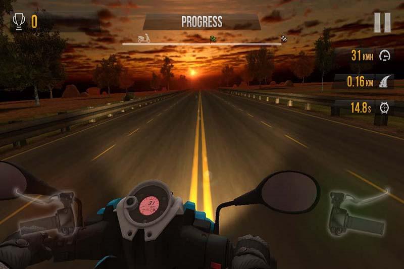معرفی بازی Traffic Rider ؛ اوج هیجان موتورسواری!