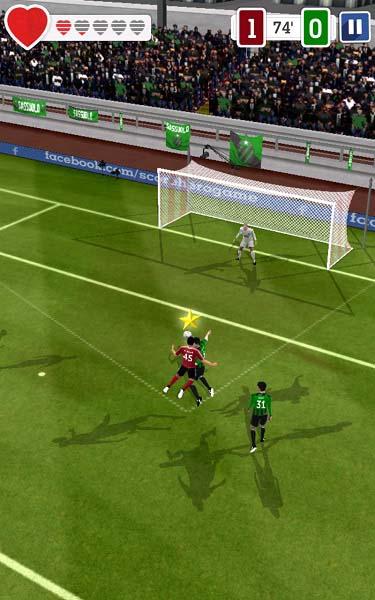 معرفی بازی Score Hero ؛ یک فوتبالیست گل زن باشید!