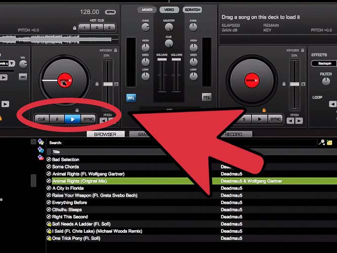 آموزش برنامه Virtual DJ ؛ محیط و برخی از کاربردهای نرم افزار