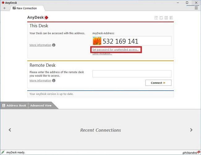 آموزش کار با نرم افزار AnyDesk ؛ جایگزین برنامه تیم ویور (TeamViewer)