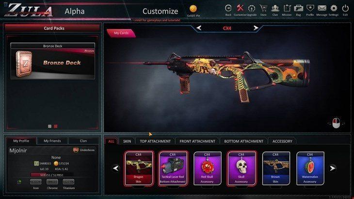 معرفی بازی زولا (Zula)؛ یک بازی آنلاین رایگان شوتر برای PC