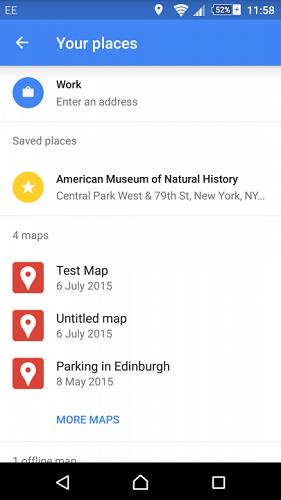 معرفی جالب ترین ترفند های گوگل مپ (Google Map) در موبایل