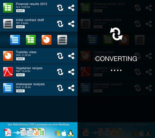 معرفی 7 برنامه تبدیل PDF به عکس برای اندروید