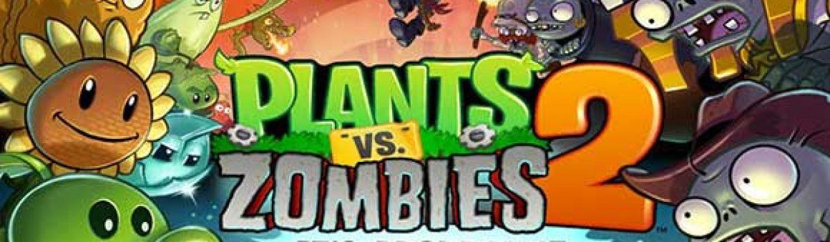 معرفی و دانلود بازی Plants Vs. Zombies 2 – مقابله با زامبی