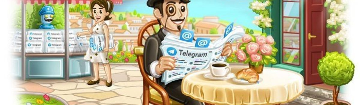 آپدیت تلگرام ۴.۳ منتشر شد؛ استیکر های برگزیده و اعلان ریپلای
