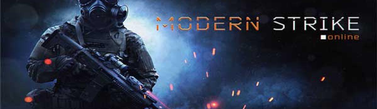 معرفی و دانلود بازی Modern Strike Online – مبارزه مسلحانه