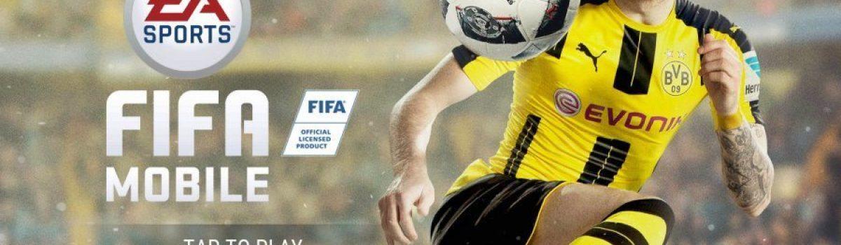 معرفی و دانلود بازی FIFA Mobile Soccer ؛ فوتبال حرفهای!