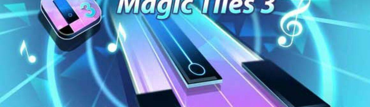 معرفی و دانلود بازی Magic Tiles 3 – یک بازی موزیکال جذاب!