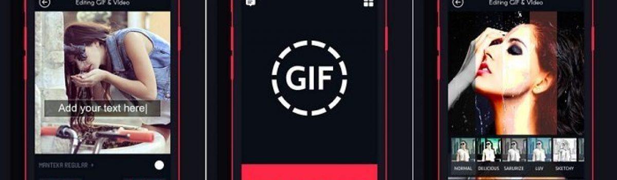 معرفی و دانلود برنامه Gif Maker – تبدیل فیلم به گیف در آیفون