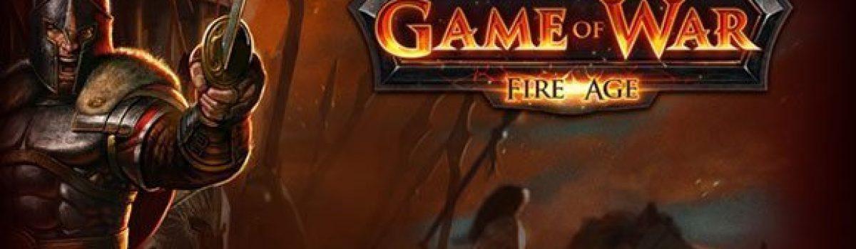 معرفی و دانلود بازی Game Of War : یک بازی استراتژیک جنگی!