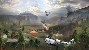 معرفی و دانلود بازی Gunship Strike 3D ؛ نبرد با هلیکوپتر