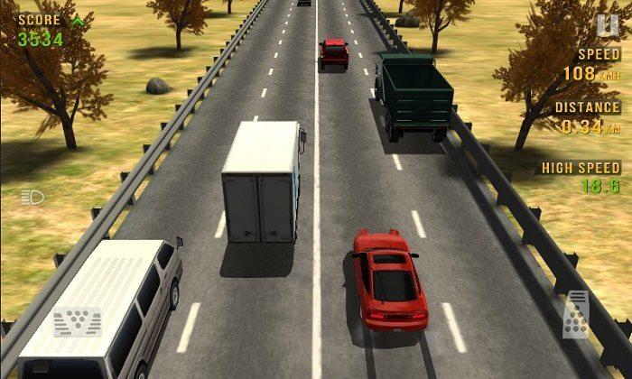 بررسی و دانلود بازی Traffic Racer ؛ اتومبیلرانی در ترافیک!
