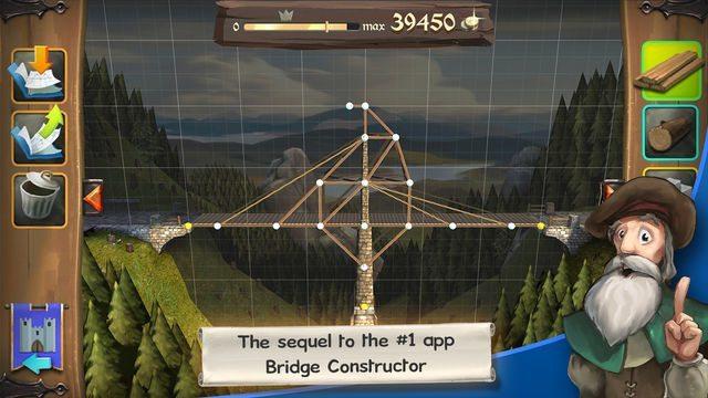 معرفی و دانلود بازی Bridge Constructor Medieval