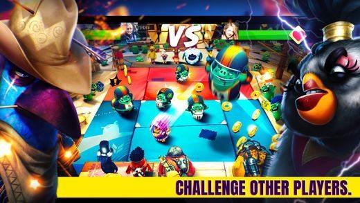 معرفی و دانلود بازی Angry Birds Evolution