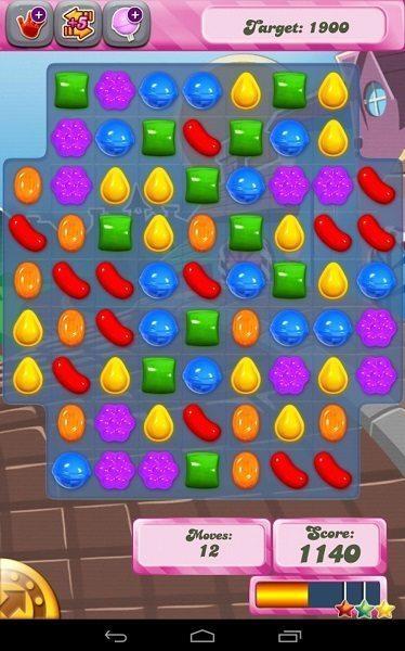 معرفی و دانلود بازی Candy Crush Saga ؛ جدول آب نبات ها
