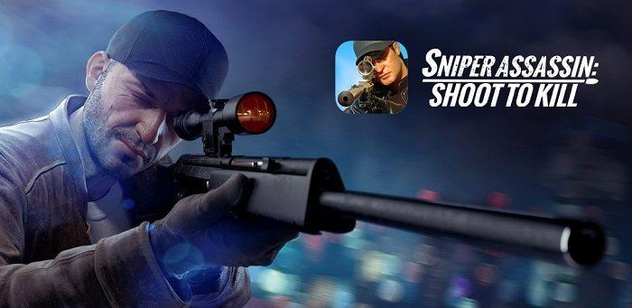 معرفی و دانلود بازی Sniper 3D Assassin Gun Shooter