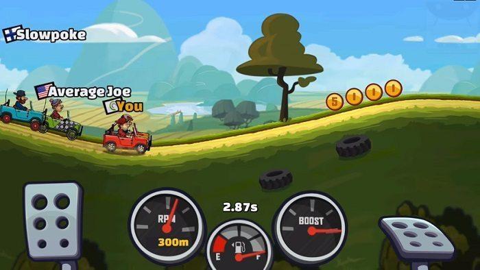 معرفی و دانلود بازی Hill Climb Racing 2 ؛ سرگرم کننده و جذاب