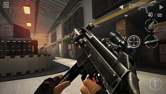 بازی Modern Strike Online