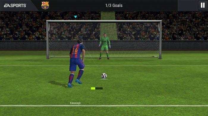 معرفی و دانلود بازی FIFA Mobile Soccer