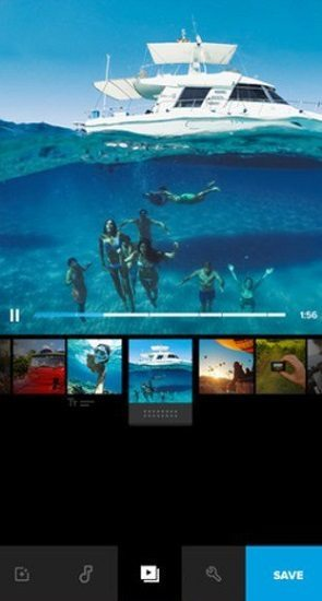 معرفی و دانلود برنامه Quik (کوییک): ساخت ویدیو از عکس ها