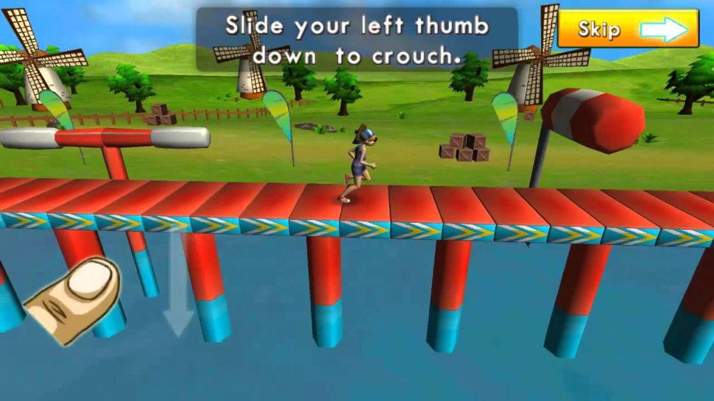 معرفی و دانلود بازی Amazing Run 3D