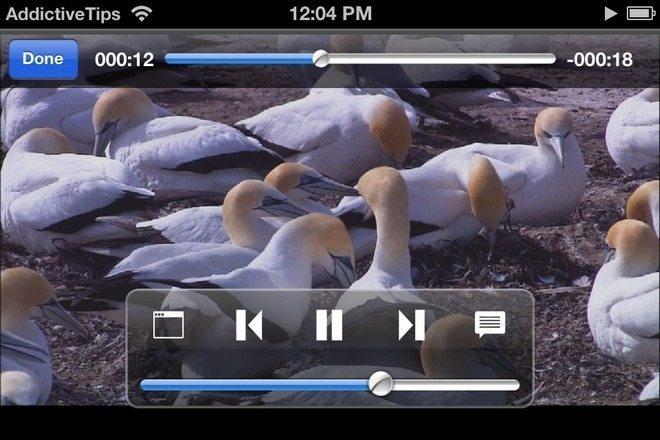 11 مورد از بهترین ویدیو پلیر های آیفون