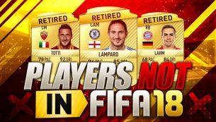 ۶ مورد از جالب ترین ویژگی ها و تغییرات بازی (FIFA 18)