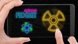 معرفی و دانلود بازی Fidget Spinner (فیجت اسپینر)