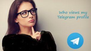 فهمیدن چک شدن عکس پروفایل تلگرام توسط دیگران امکانپذیر است؟