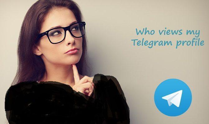 چک شدن عکس پروفایل تلگرام توسط دیگران