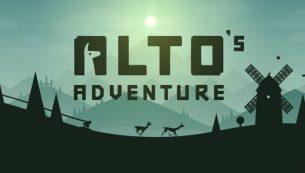 معرفی و دانلود بازی Altos Adventure ؛ ماجراجویی با اسنوبرد!