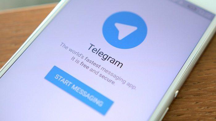 یافتن لینک تلگرام خودمان