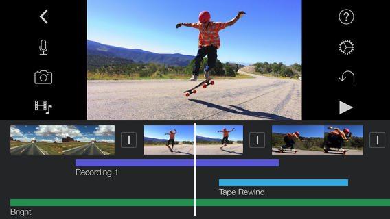 اپلیکیشن iMovie