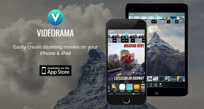 اپلیکیشن Videorama