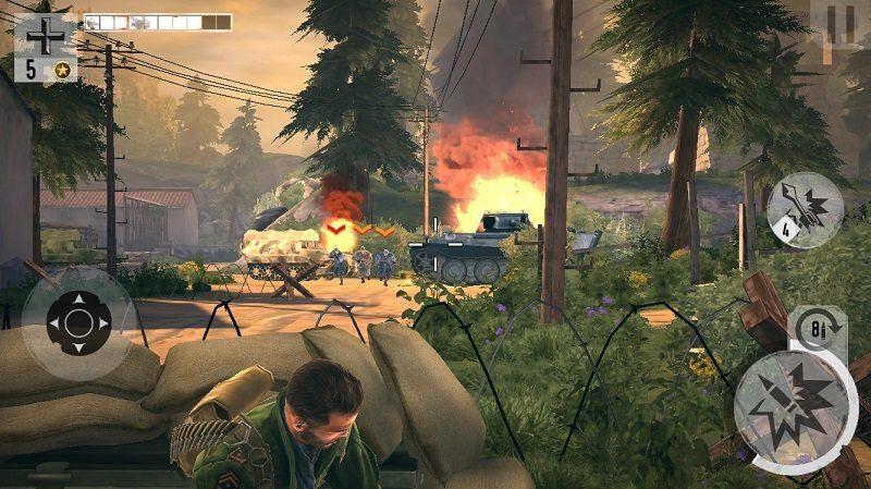 معرفی و دانلود بازی Brothers in Arms 3 : Sons of War