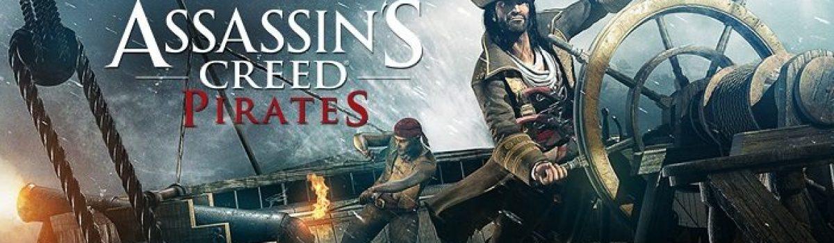 معرفی و دانلود بازی Assassin's Creed Pirates : فرقه قاتل