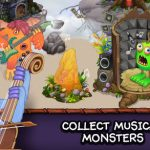 معرفی و دانلود بازی My Singing Monsters : هیولاهای آوازخوان