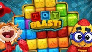 معرفی و دانلود بازی Toy Blast : انفجار اسباب بازی