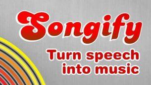 معرفی و دانلود برنامه Songify ؛ تبدیل صدا به آهنگ
